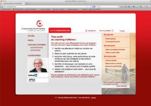 Corporate identity - Web Site