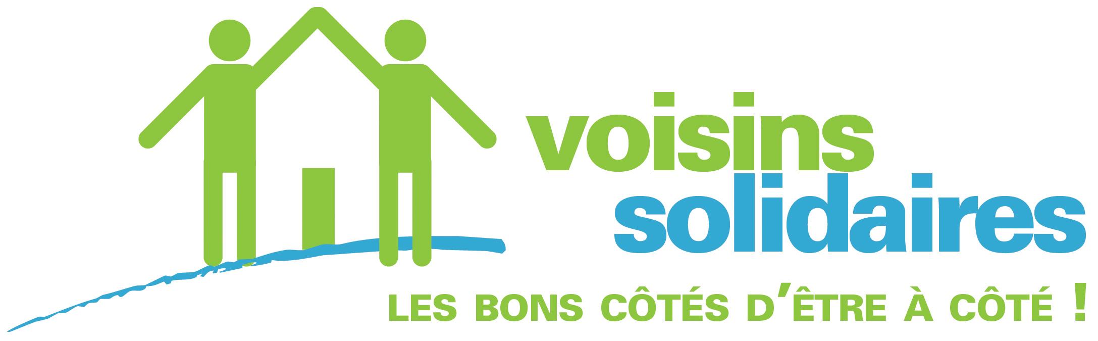 Logo Voisins solidaires