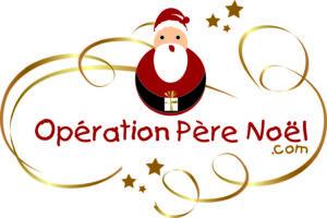 Création de marque Opération Père Noël